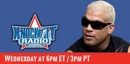 Knockout Radio LIVE: Guest Tito Ortiz and Conor McGregor vs.... #ConorMcGregor: Knockout Radio LIVE: Guest Tito Ortiz and… #ConorMcGregor