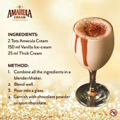 Amarula...Livi' La Vi Da Loca!!!