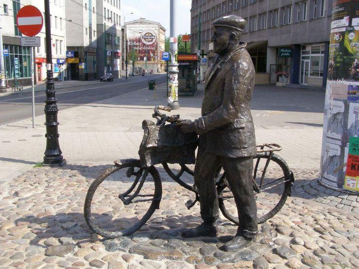Pomnik Starego Marycha w Poznaniu