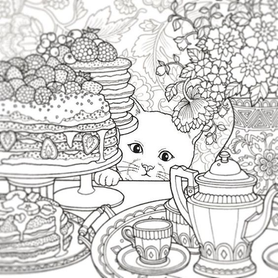 Adult Coloring Pages Sheets Books Colouring Christmas