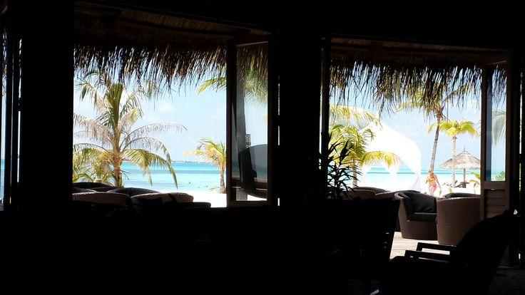 Kuredu Maldives Maldiverna 2014 Sangu bar