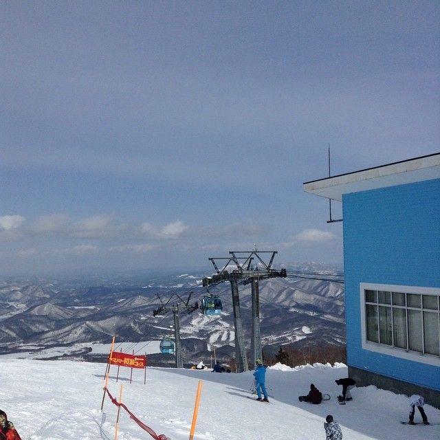 今年始めてのならぜひ #日本 #岩手 #安比 #スキー場 #スノボー #絶景 #観光 #旅行 #cocoacana #ここあかな  http://cocoacana.com