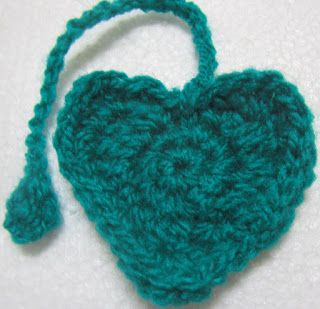Sweet Nothings Crochet: HEARTS FOR THE PEYTON HEART PROJECT