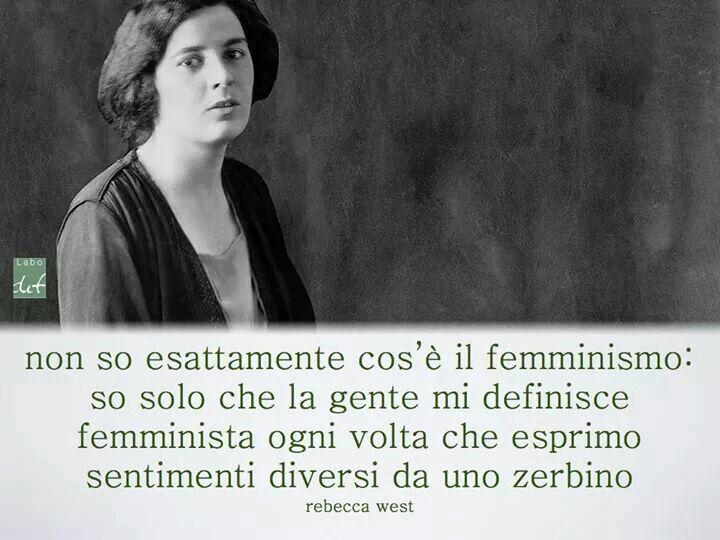 #femminismo #zerbino