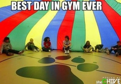 #TBT Throwback Thursday... 80s and 90s kids...only thing I loved about P.E class in elementary school
