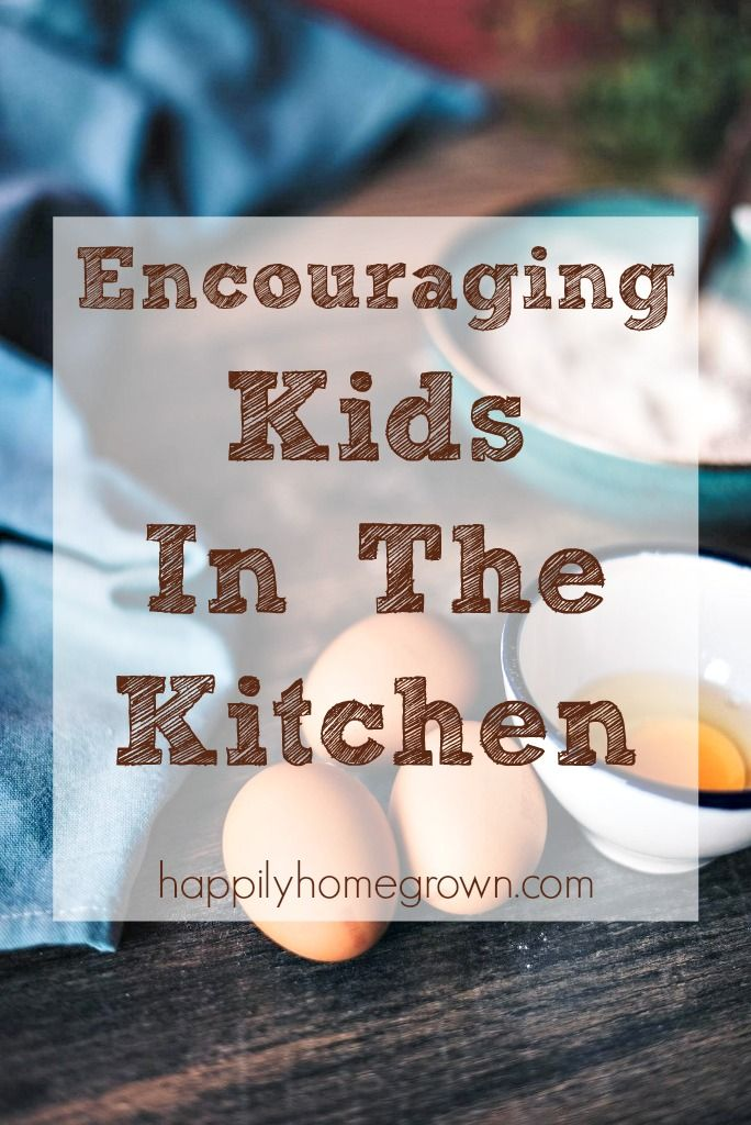 While one member of the family may take on the primary cooking responsibilities, it's important to have these basic skills so that you can take care of your own needs when the time arises.