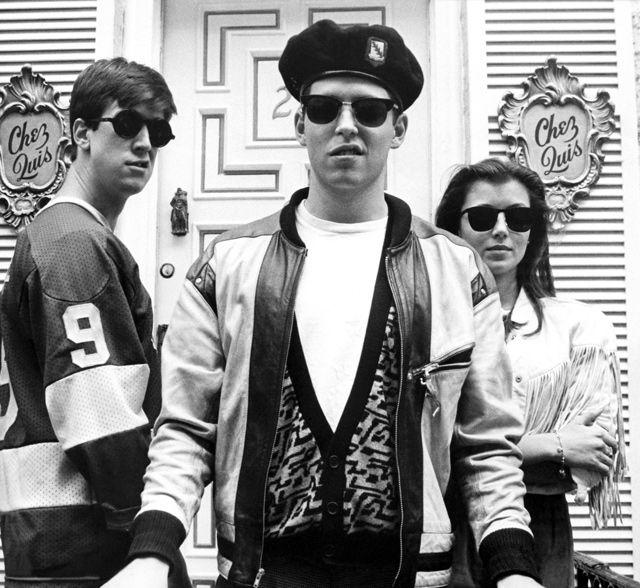 Cameron Frye, Ferris Bueller, & Sloane Peterson - Ferris Bueller's Day Off