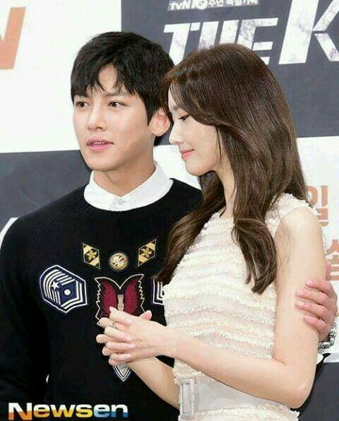 JCW & Yoona Bangbang couple The k2