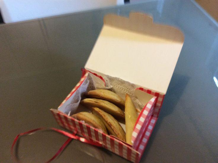 Empanadas de manzana o piña
