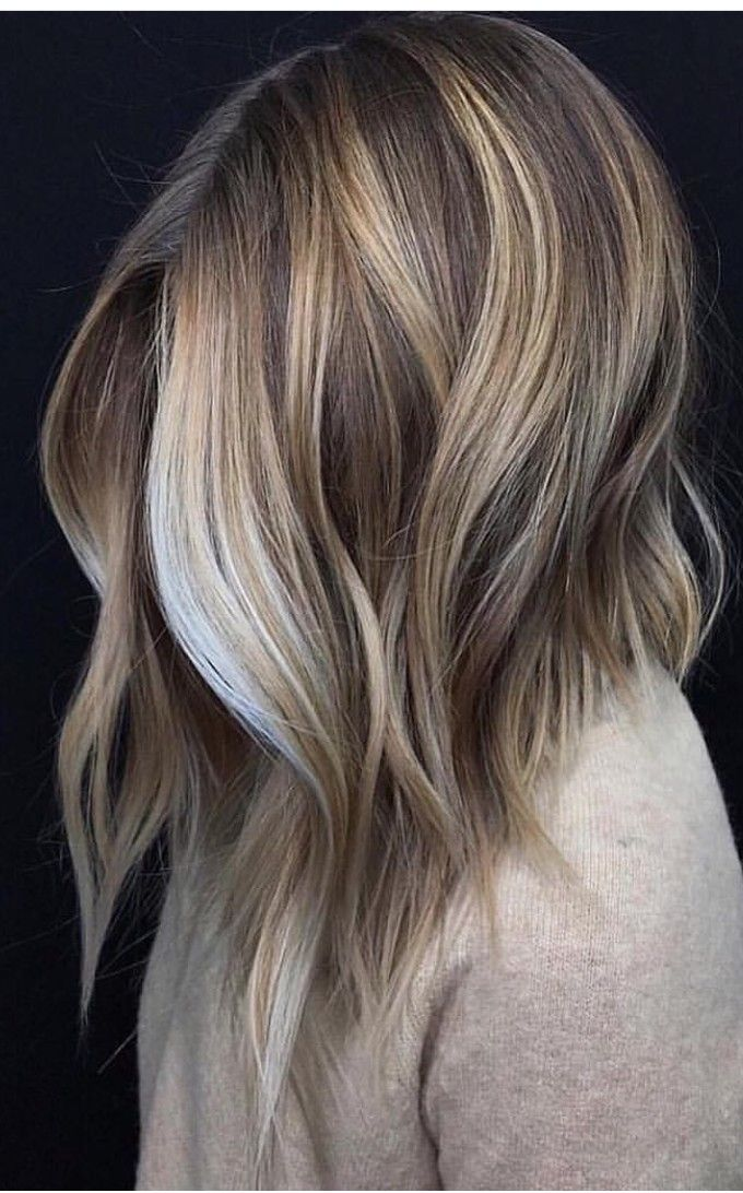 Pin By Sylvie Rousson On Cheveux Hair Short Hair Balayage Hair Styles Thick Hair Styles