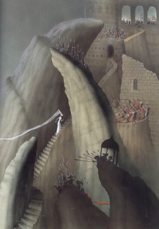 """The Blind Fairy"", Julia Gukova."