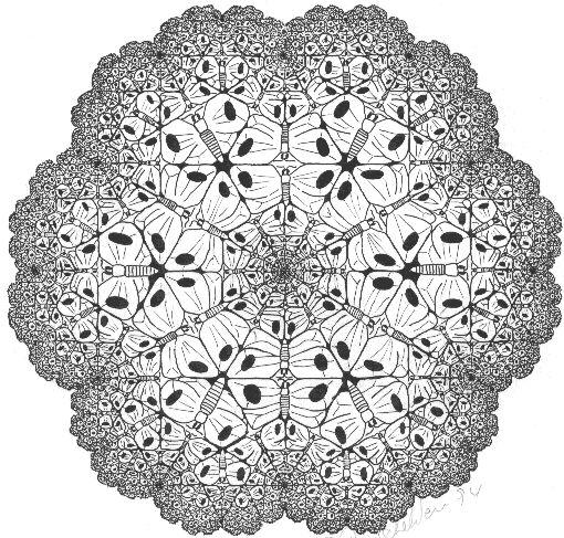 Kleurplaat Fractal 87 Best Images About Fractals On Pinterest Science Kits