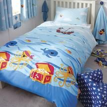 Kids Jolly Pirates Collection Single Quilt Set