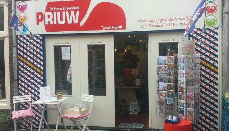 De Friese Streekwinkel #localshop #leeuwarden