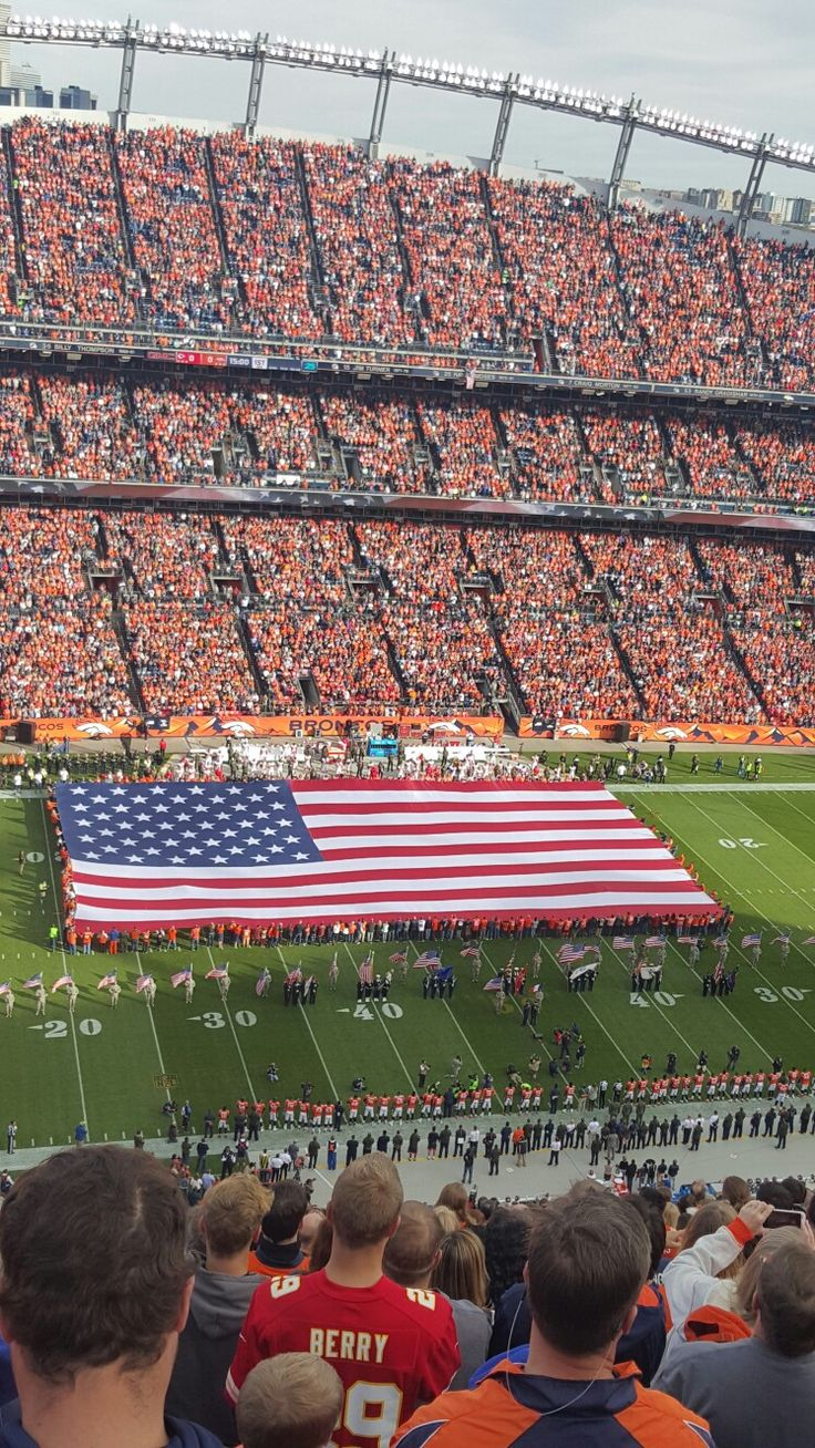 Sports Authority Field  - Vacation
