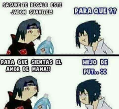 Memes de Naruto