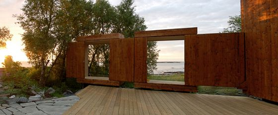 An Open and Shut Case: architecturally creative windows and doors
