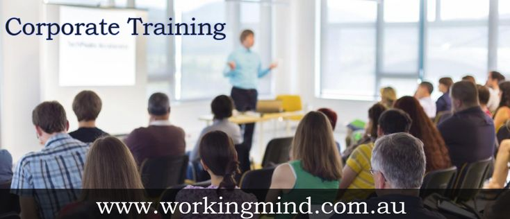 Working Mind is specialised in training employees in the workplace to manage stress, stay calm under pressure and respond more effectively to change. http://workingmind.com.au/