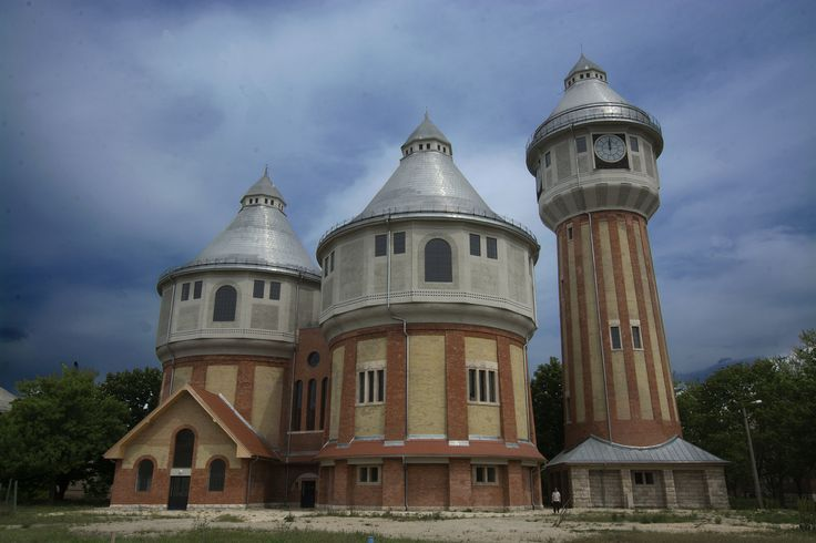 Kátrány- és Víztorony / Tar  and Water towers. by potihu on 500px