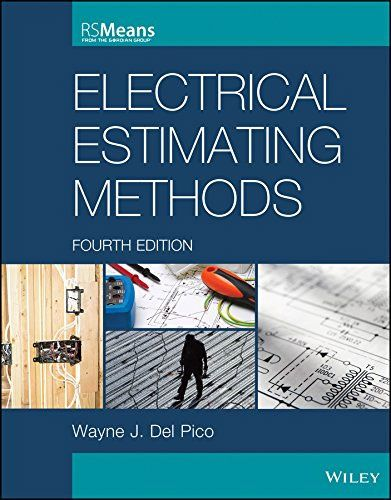 Wayne J. Del Pico has written an exclusive book alias Electrical Estimating Methods (RSMeans) 4th edition. http://www.quantity-takeoff.com/an-exclusive-estimating-book-for-electrical-estimators-and-contractors.htm