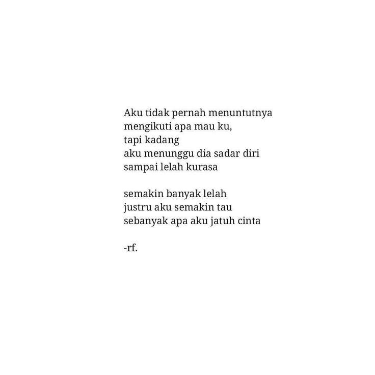 """71 Suka, 1 Komentar - -rf (@rf0898) di Instagram: """"#notsomean #poetic #puisi"""""""