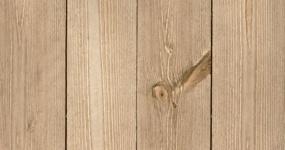 Strukturbørstet panel - #Bukkebrun