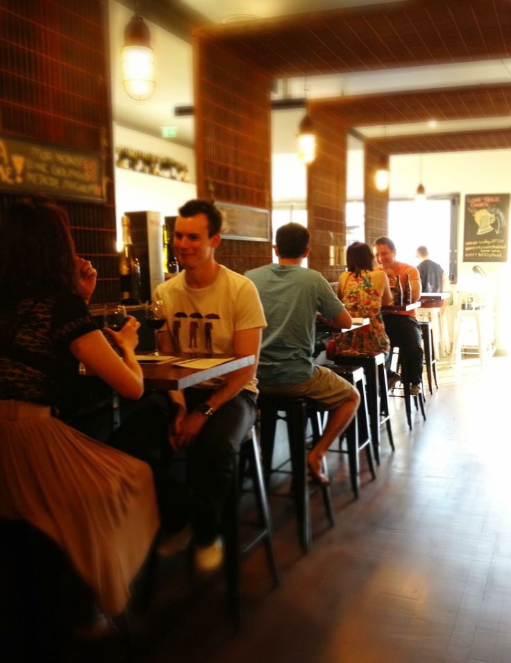 5 Perth bars with big hearts! Read about The Precinct and other great spots on our blog. x  http://www.realmark.com.au/5-small-bars-with-big-hearts/