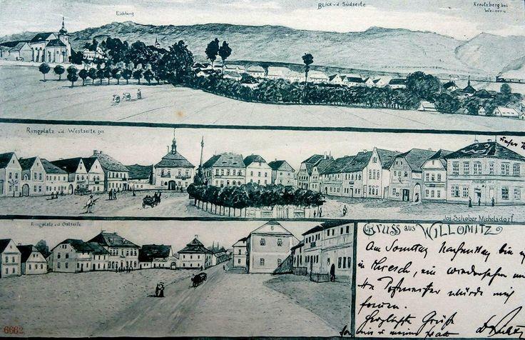 Vilémov - Litografie -1902