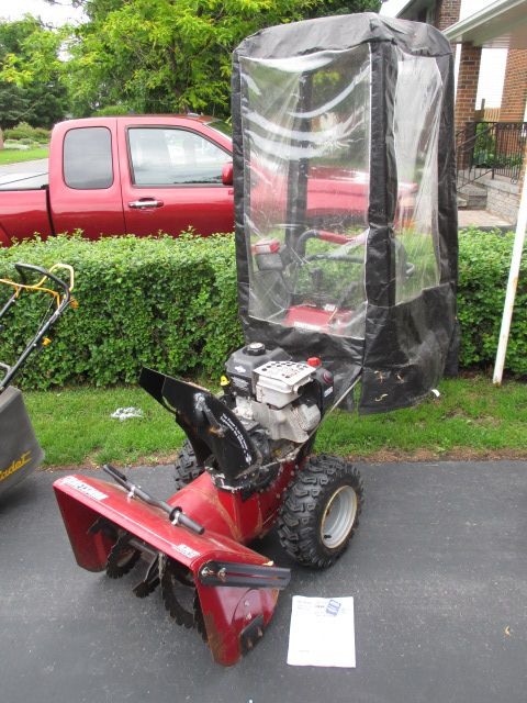 CRAFTSMAN SNOW BLOWER WITH VINYL ENCLOSURE Content sale from delightful Orléans home – 1010 Buckskin Way, Ottawa ON. Sale will take place Sunday, June 14th 2015, from 9am to 2pm. Visit www.sellmystuffcanada.com for photos of more interesting estate sale items! #1010Buckskin #ContentSale #SMSO