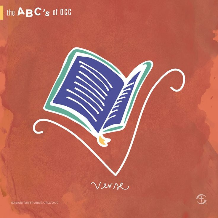 26 best ABC's of OCC images on Pinterest | Operation christmas ...