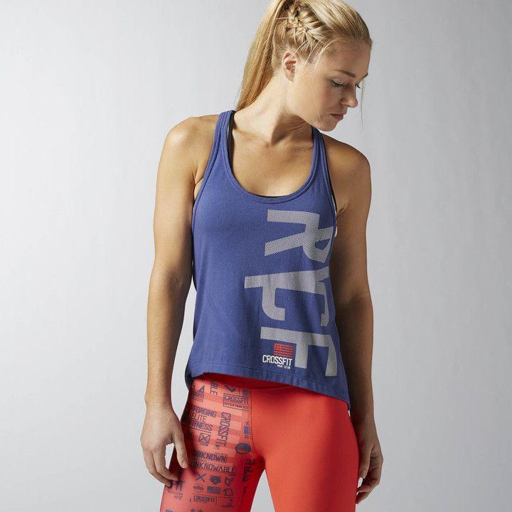 Reebok CrossFit Performance Muscle Tank