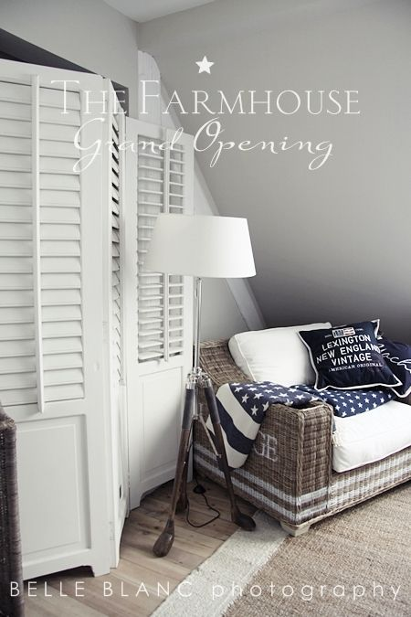 The Farmhouse: Showroom Opening !