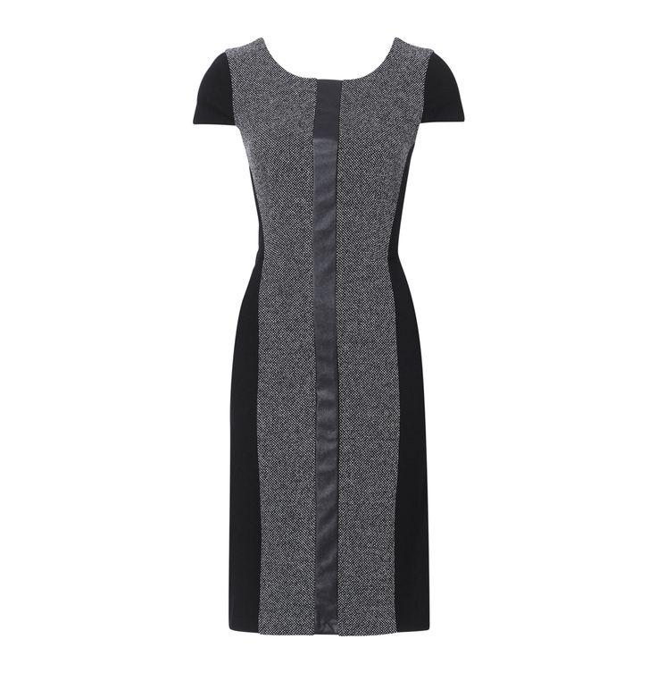 Nomi Textured Dress Diana Ferrari