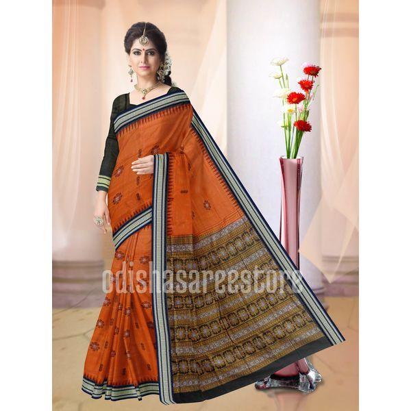 Bomaki cotton sarees online