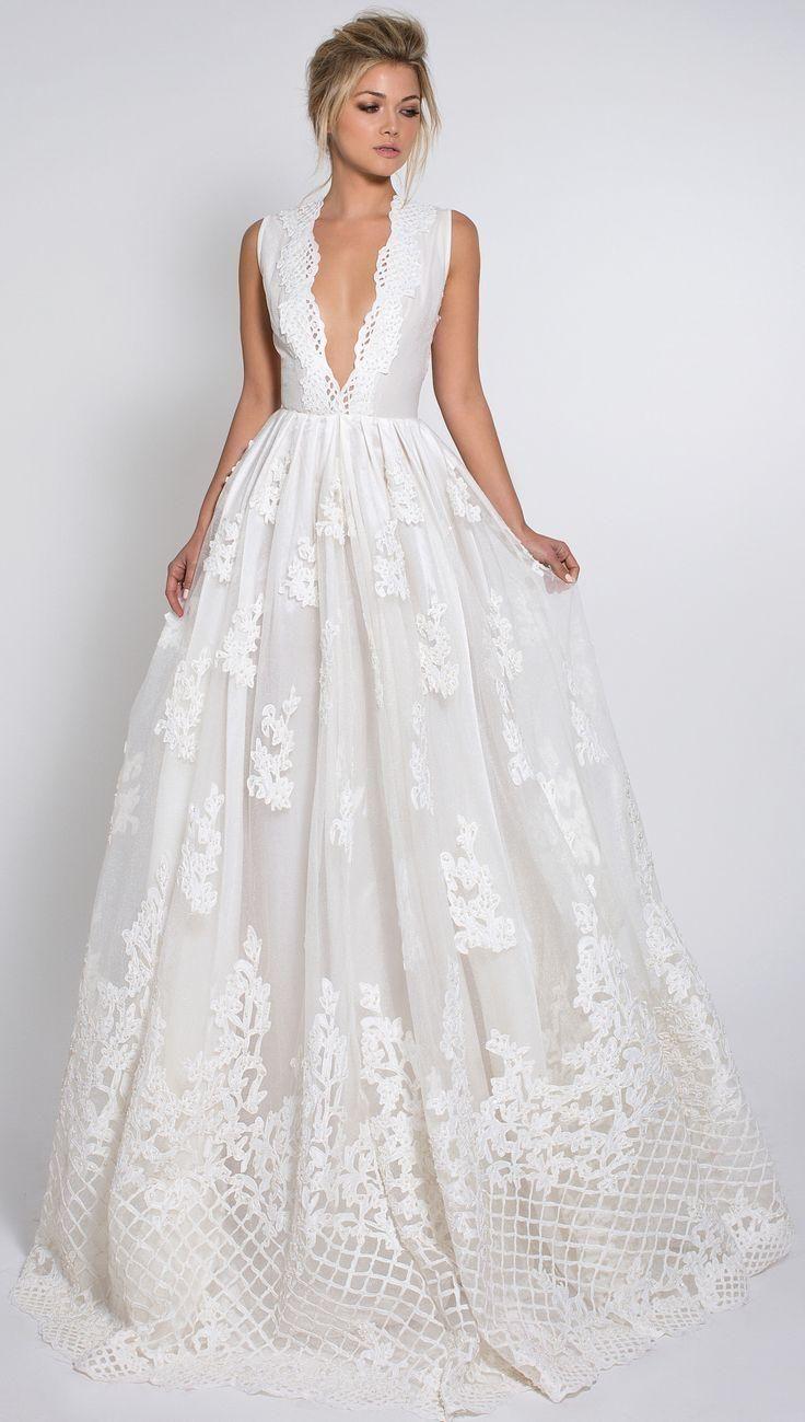 33 best Hochzeitskleider images on Pinterest | Homecoming dresses ...