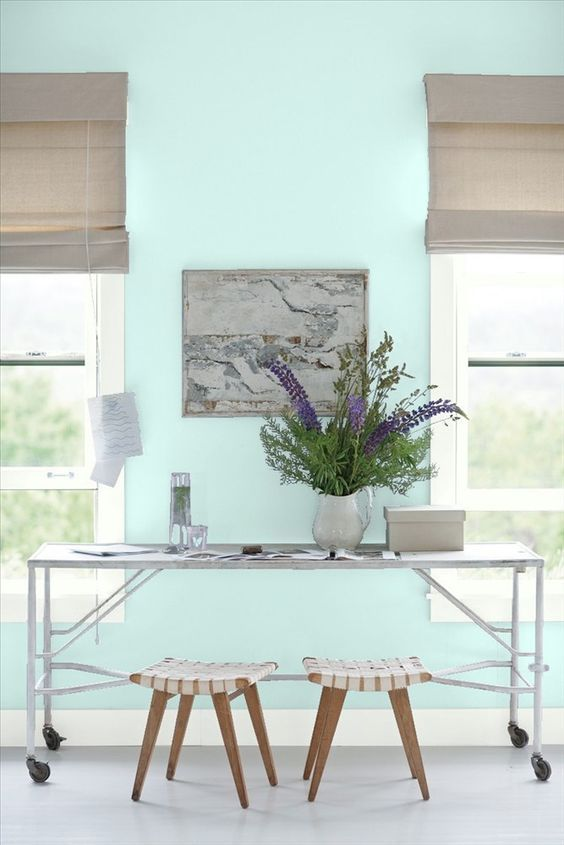 office 1 in 2020 home office colors trending paint on best home office paint colors id=56676