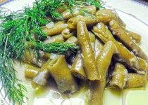 Zeytinyağlı Bakla Tarifi - fava beans (with pods) in olive oil
