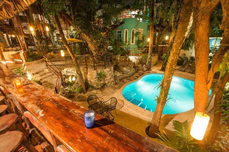 Booking.com: Hotel Luna Blue Playa Carmen - Playa del Carmen, México