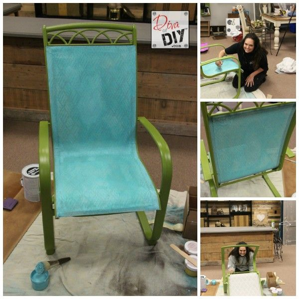 painting patio furniture ideas | patio ideas and patio design - Painting Patio Furniture Ideas