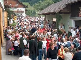 Almabtrieb & Hoffest im Bad Vigauner Bauernherbst