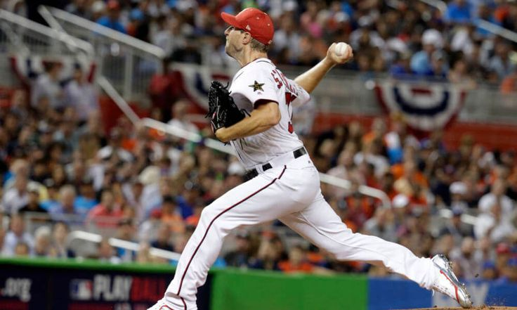 All-Star Game still meaningful for Nationals ace Scherzer = MIAMI — This time the All-Star Game didn't count. However, that did not mean that being the starting pitcher for the National League for the second year in a row Tuesday night was.....