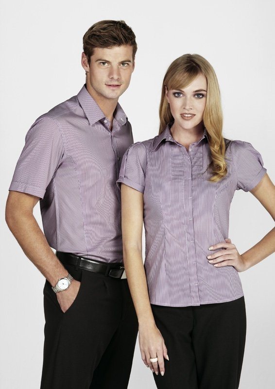 Berlin Ladies 3/4 Sleeve Shirt - S121LT - Biz Collection | Clothing Direct