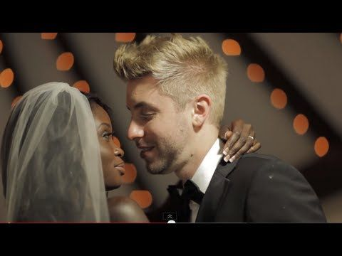 FAVORITE WEDDING VIDEO EVER....LOVELY COUPLE......Our Wedding Video - Jamie and Nikki - YouTube