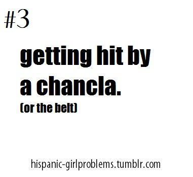 #hispanicgirlproblems