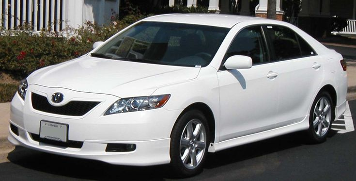 The best selling car in the United States, the Toyota Camry, is manufactured in Georgetown, Kentucky