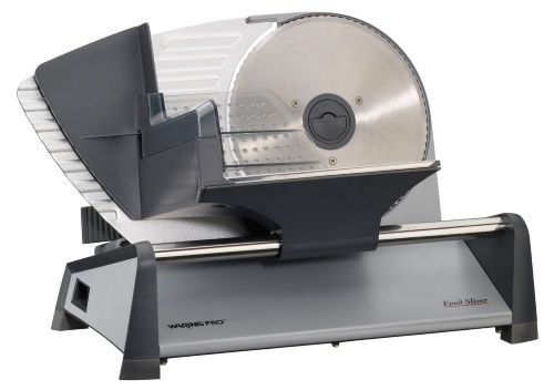 Waring Pro FS155 7.5 in. Food Slicer - Meat Slicers and Saws at Hayneedle