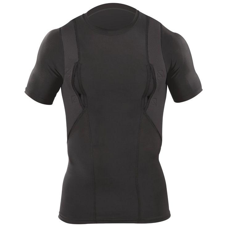 5.11® Men's Tactical Holster V-Neck Shirt