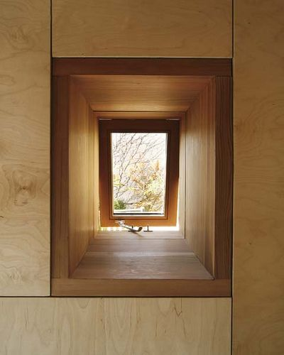 009_ply + cedar in kitchen | by cast_architecture