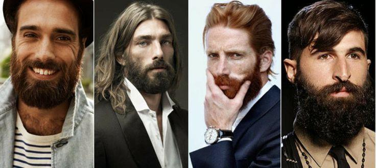 Las cinco razones psicológicas por las que los hombres llevan barba   #portdadelmundo