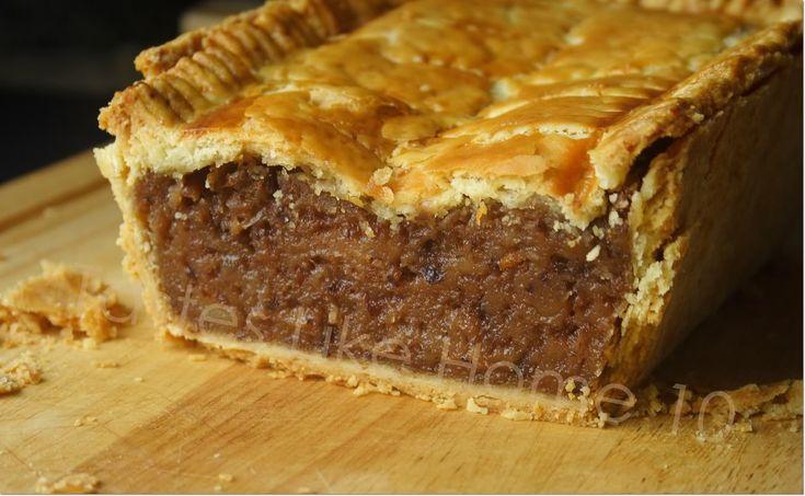 Guyanese Chester Cake Recipe